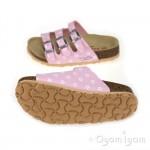 Superfit 0011361 Girls Rose Pink Sandal