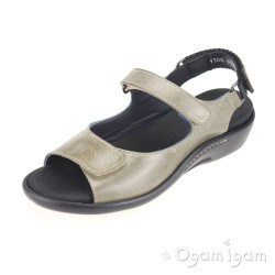 Wolky Salvia Womens Taupe Sandal