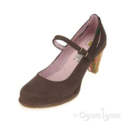 El Naturalista Colibri Womens Coco Brown Shoe N476