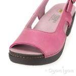 El Naturalista Sila Womens Pink Sandal N184