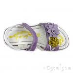 Primigi Liu Girls Lilac Sandal