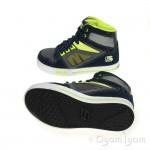 Skechers Yoke Boys Navy/Yellow Trainer