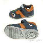 Garvalin 142355 Infant Boys Grey Shoe