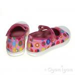 Agatha Ruiz de la Prada 142923 Girls Pink Shoe