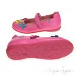 Agatha Ruiz de la Prada 142950 Girls Fuschia Shoe