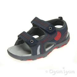 Garvalin 142811 Boys Grey Sandal