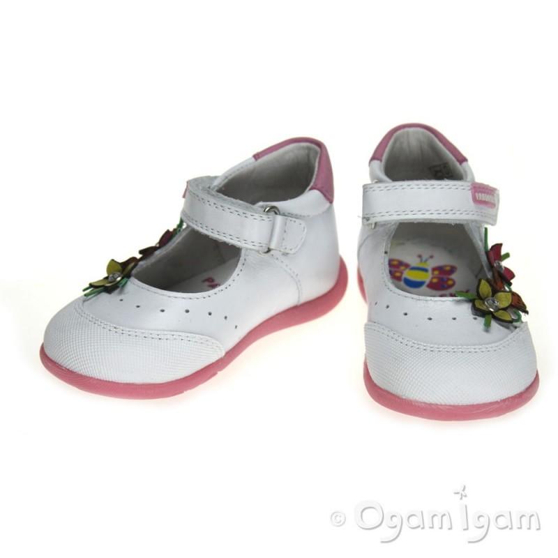 pablosky 024200 infant olimpo white shoe ogam igam