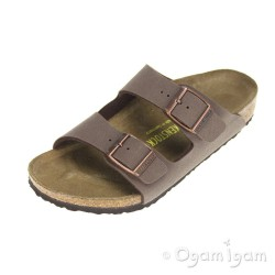 Birkenstock Arizona Kinder Boys Brown Sandal