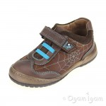 Start-rite Incy Spider Boys Brown Shoe