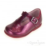 Start-rite Pixie Berry Girls Berry Patent Shoe