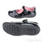 Biomecanics 141110 Girls Black Patent School Shoe