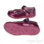 Start-rite Allium Girls Berry Patent Shoe