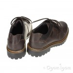 Josef Seibel Chance 08 Mens Moro Brown Waterproof Shoe