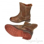 Josef Seibel Emily 04 Womens Castagne/Tango Brown Boot