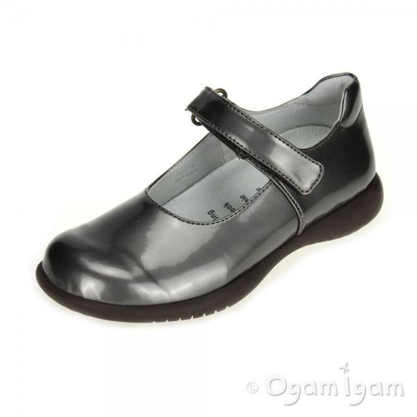 Primigi Azalea-E Girls Piombo Grey Shoe