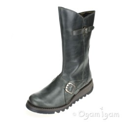 Fly London Mes 2 Womens Diesel Grey Boot