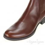 Geox Mendi Womens Tobacco Brown Boot