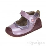 Biomecanics 141142 Infant Girls Malva Purple Shoe