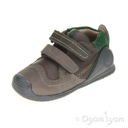 Biomecanics 141151 Infant Boys Brown Shoe