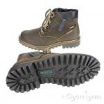Josef Seibel Chance 07 Mens Moro Brown Waterproof Boot
