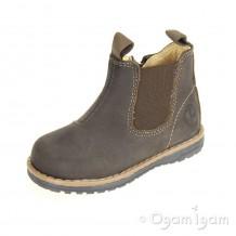 Primigi Lauren Boys Marrone Scuro Brown Boot