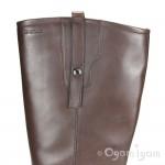 Geox Sofia Tan Girls Brown Boot
