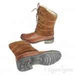 Josef Seibel New Palmira Womens Castagne Brown Boot