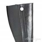 Geox Inspiration Black Womens Tall Black Boot