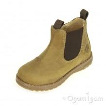 Primigi Lauren Boys Senape Brown Boot