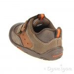 Start-rite Totter Infant Boys Brown Shoe