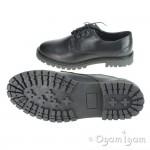 Start-rite Marlborough Boys Black School Shoe