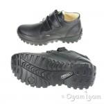 Primigi Baile Boys Black School Boot