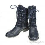 Josef Seibel New Palmira Womens Ocean Blue Boot