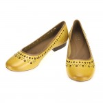 Clarks Henderson Hot Womens Honey Shoe