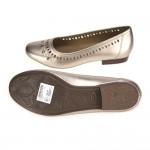 Clarks Henderson Hot Womens Gold Shoe