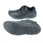 Start-rite Rhino Warrior Boys Black School Shoe