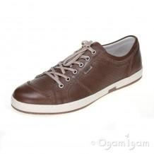Josef Seibel Gatteo 01 Mens Bark Brown Shoe