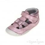 Start-rite Jasmine Infant Girls Pink Shoe