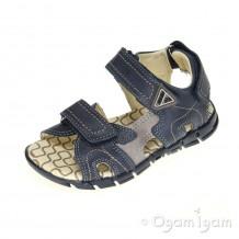 Primigi Flingh Boys Navy Blue Sandal