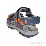 Primigi Babet Boys Azzurro Grig Navy Sandal