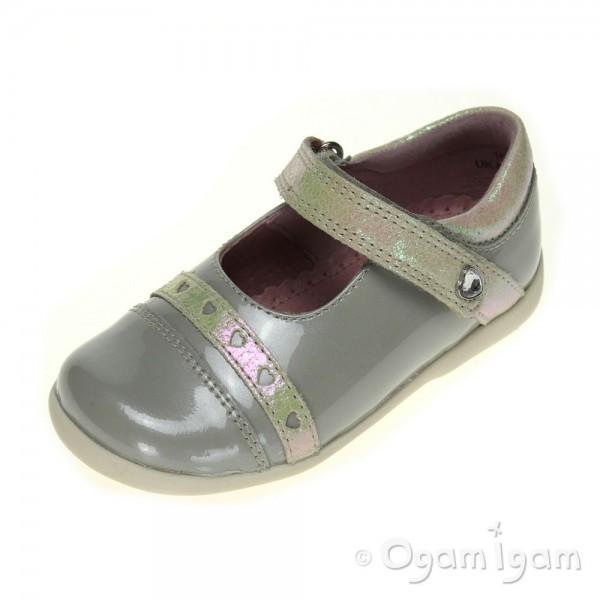 Start-rite Tiffany Girls Neutral Shoe