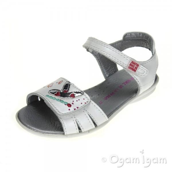 Agatha Ruiz de la Prada 152941 Girls White Sandal