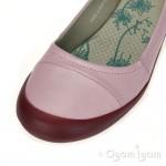 Softinos Florinda Womens Pastel Pink Shoe