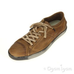 Softinos Tom Mens Tan Shoe