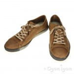 Softinos Tom Mens Tan Shoe