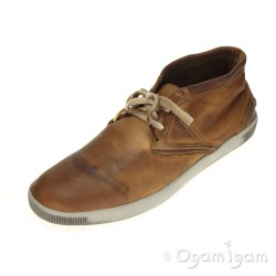 Softinos Tim Mens Brown Shoe