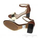 Clarks Susie Deva Womens Tan Sandal