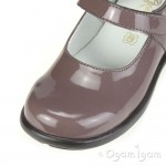 Primigi Andes-E Taupe Girls Taupe Shoe