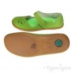 El Naturalista El Viajero Womens Green Sandal