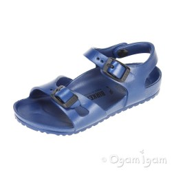 Birkenstock Rio EVA Boys Navy Waterfriendly Sandal